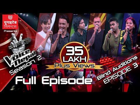 The Voice of Nepal Season 2 - 2019 - Episode 3