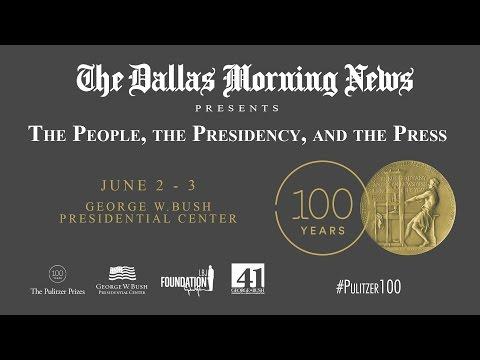 Pulitzer Prize 100th Anniversary Event, Day 2