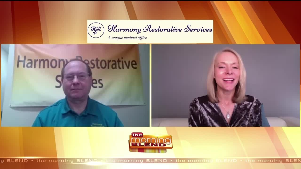 The Morning Blend with Harmony Restorative Services 12/24/20