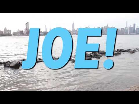 HAPPY BIRTHDAY JOE! This is your gift.