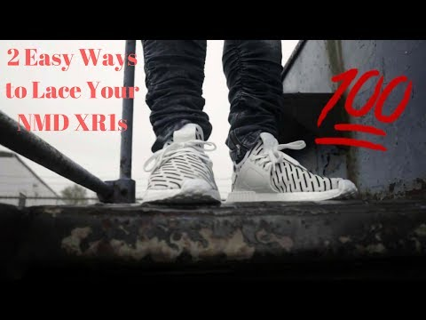 f81309b85 How-to-lace-the-nmd-xr1 tagged Clips and Videos ordered by Rating ...