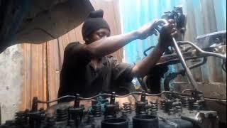 Engine assembly 6D17 mitsubish Fuso Engine