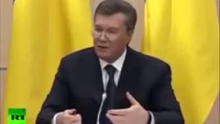 Виктор Янукович читает рэп :)(, 2014-04-27T21:48:25.000Z)