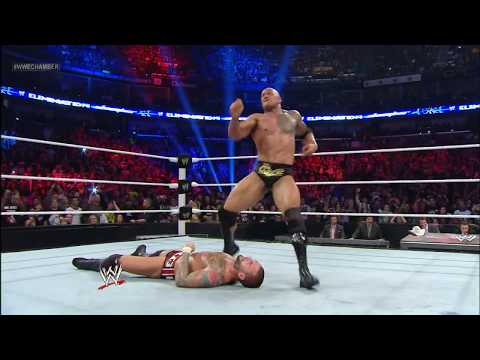 The Rock vs. CM Punk - WWE Championship Match: Elimination Chamber 2013 thumbnail