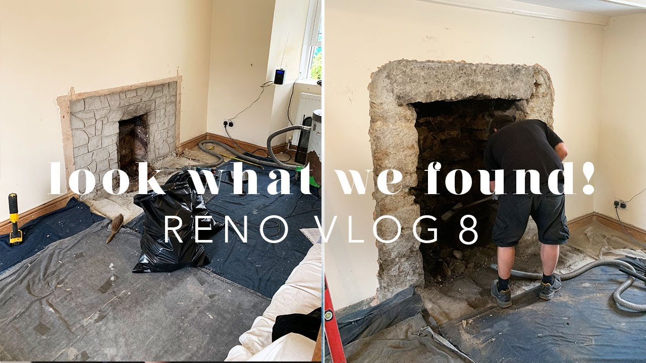 FINDING HIDDEN TREASURES IN OUR COTTAGE | RENO VLOG 8