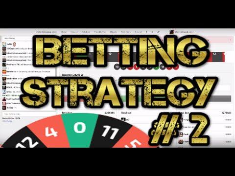 Csgodouble betting strategy argon2 mining bitcoins