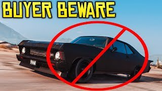 *BUYER BEWARE* GTA Online Declasse Vamos NEW Muscle Car Review (DO NOT BUY)