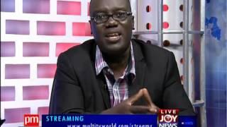 Personality Pofile with Kwadwo Owusu Afriyie - PM Express (17-8-12)
