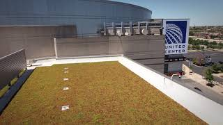 United Center Green Roof Profile