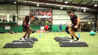 Maximuscle - Wales Rugby Behind-The-Scenes Training For World Cup 2011