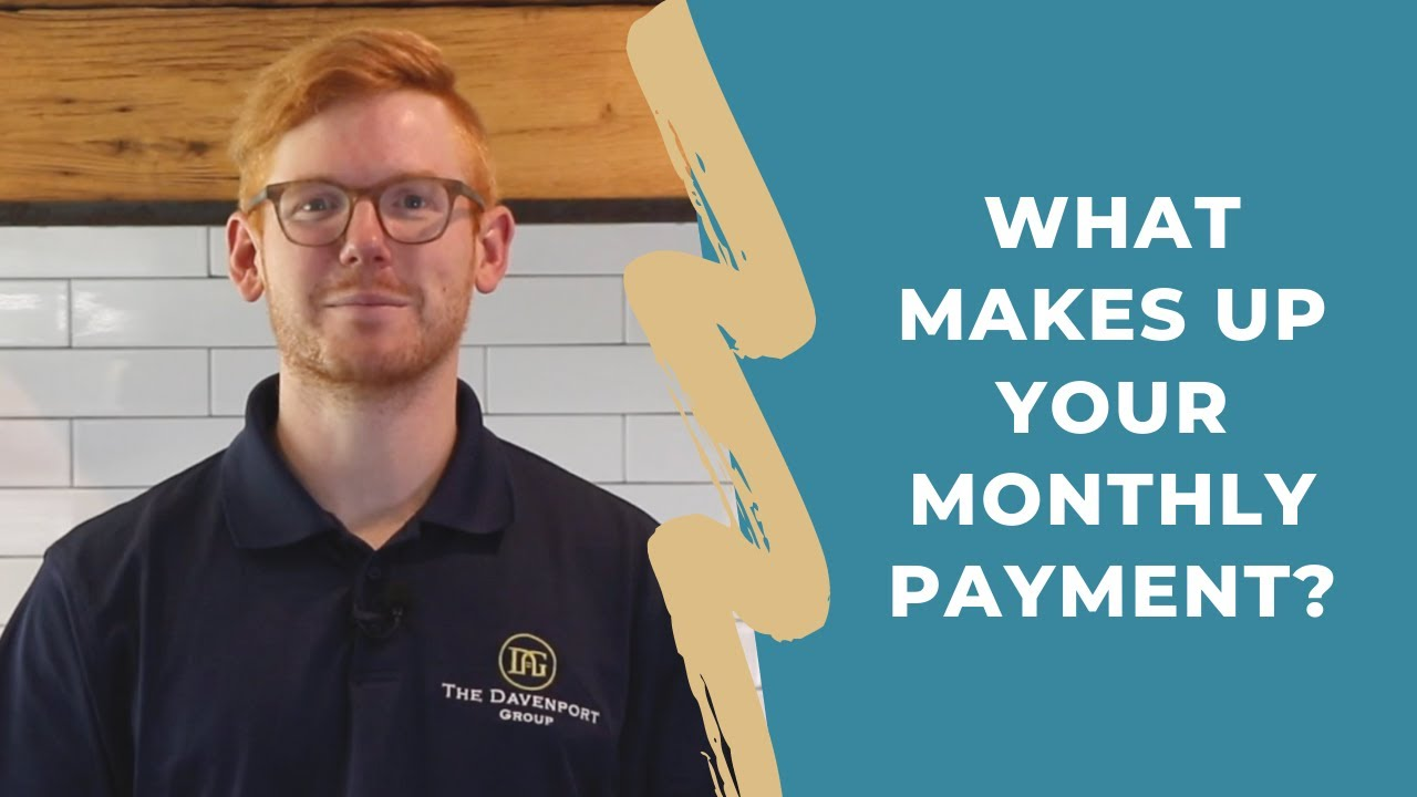 What Makes Up Your Monthly Payment?