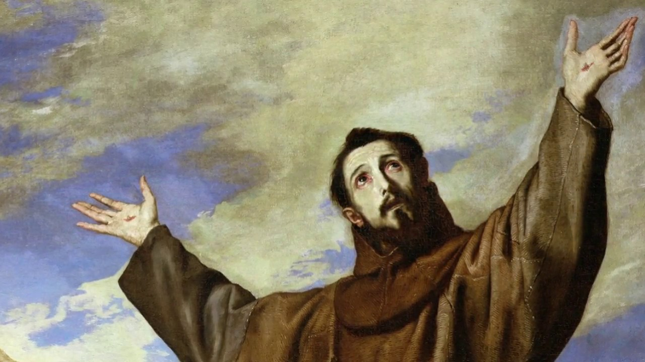 The Canticle Of The Sun By St Francis Of Assisi Quotes Art Youtube
