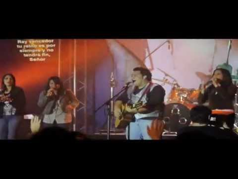 Luis Aquino & Transformacion Band  Rey Vencedor Live DVD