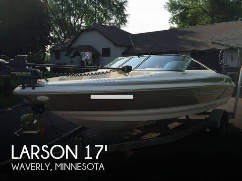 [UNAVAILABLE] Used 2007 Larson 180 SEI Fish & Ski In Waverly, Minnesota