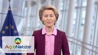 Coronavirus: il sostegno all'agricoltura dell'Ue