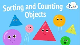 Sorting and Counting for Kids | Games and Interactive Lessons for Kids | Preschool & Kindergarten
