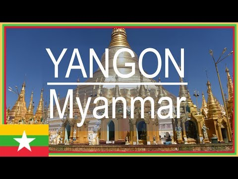 Yangon in Myanmar (Burma): Shwedagon Pagoda, Kandawgyi Lake & park, street markets and Myanmar food