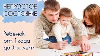 Ребенок от 1 года до 3-х лет   Непростое состояние [07/15]