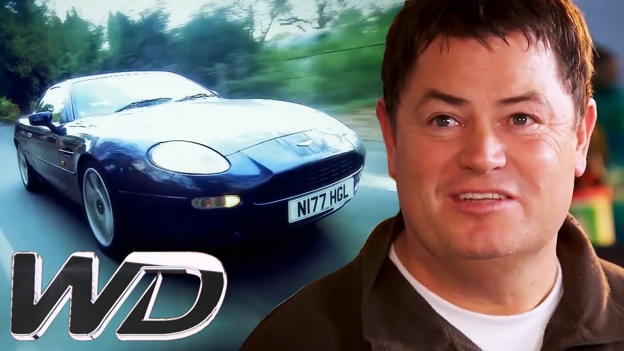 Mike Is Very Happy With Finding A Bargain Aston Martin Wheeler Dealers Youtube