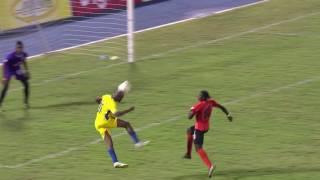 Luton Shelton Goal vs Tivoli