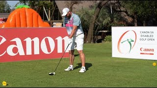 Showcase | Canon South African Disabled Golf Open