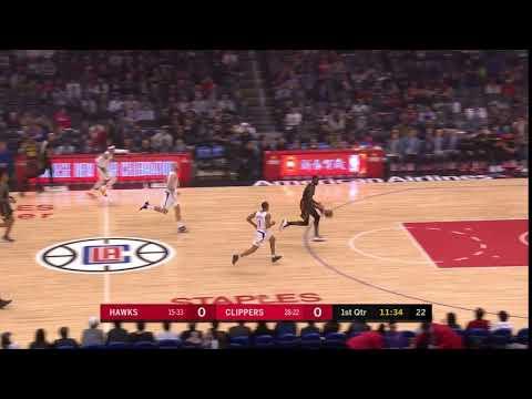 1st Quarter, One Box Video: Los Angeles Clippers vs. Atlanta Hawks