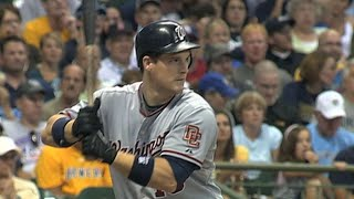 WSH@MIL: Willingham cranks a pair of grand slams