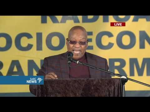 President Zuma addresses uMkhonto weSizwe Elective Conference