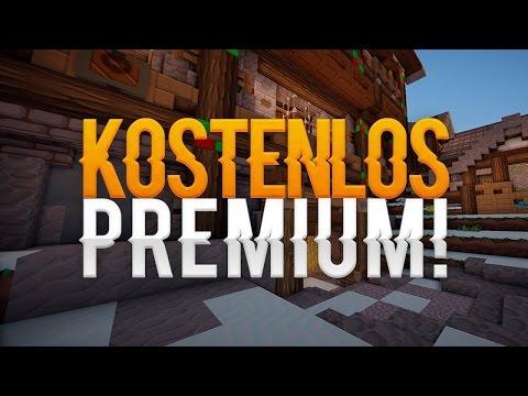Minecraft Premium Generator auf GommeHD.net,Timolia,Rewinside und HiveMC! Premium4FreeDE
