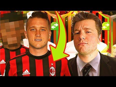 REKORD TRANSFEROWY! ZIELIŃSKI W MILANIE!!! MILAN TO GLORY! FIFA 17