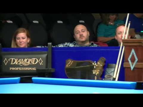 2016 US Open 9 Ball ~ Jason Shaw vs David Alcaide ~ Panning the Audience