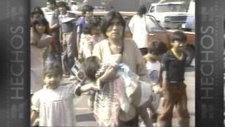 A 28 años de las explosiones en San Juanico