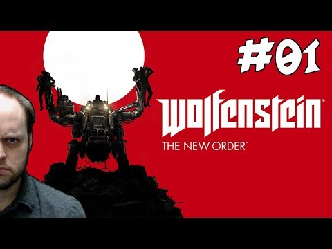 The Intro Is Seriously Awesome! - Wolfenstein: The New Order - Gameplay [#01]