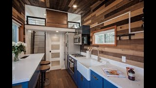 10 Inspiring Tiny House Kitchen Designs 2019