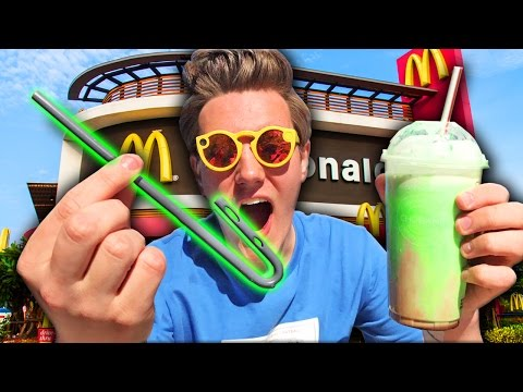Download Youtube: McDonalds Made a Smart Straw?