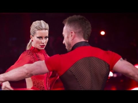 Denise Van Outen & James Paso Doble to 'Seven Nation Army' - Strictly Come Dancing 2012 - BBC One
