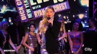 Fergie - Dick Clark's New Year's Rockin' Eve 2015