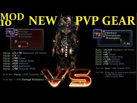 Neverwinter Mod 10 New PVP and PVE Gear PC XBOX ONE PS4
