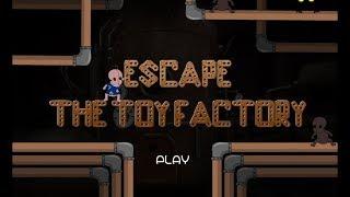 Escape the Toy Factory Walkthrough (Both Endings)
