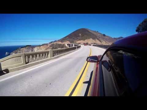 Pacific Coast Highway - LA to San Francisco
