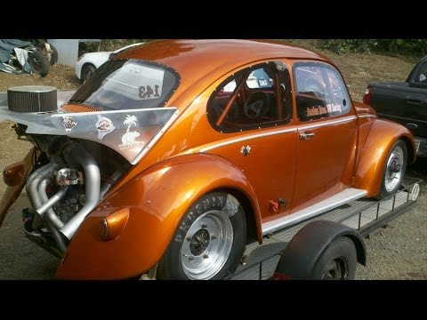 #137 Big Island Auto Club Hilo Hawaii VW Bug In 2014