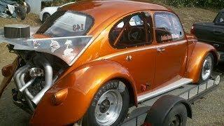 Big Island Auto Club Hilo Hawaii VW Bug In 2014