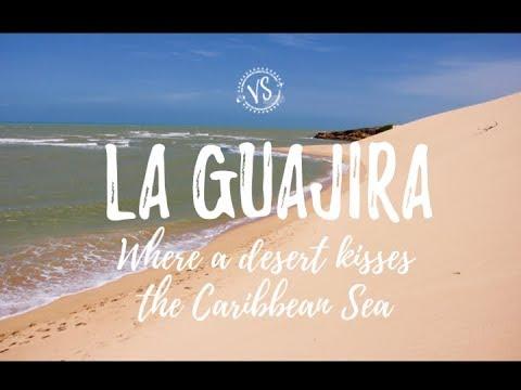 La Guajira (Cabo de la Vela - Punta Gallinas) Colombia
