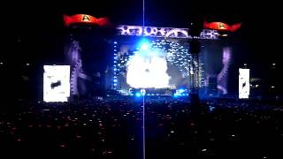 ACDC Rock n Roll Train  Live in Perth,WA. Best HDQ. Opening Song