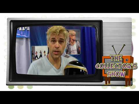 Power Rangers in Space Justin Nimmo promo PR TCS