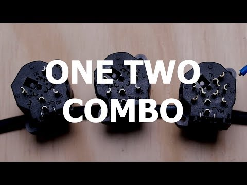 Neutrik Combo Jacks - YouTube on