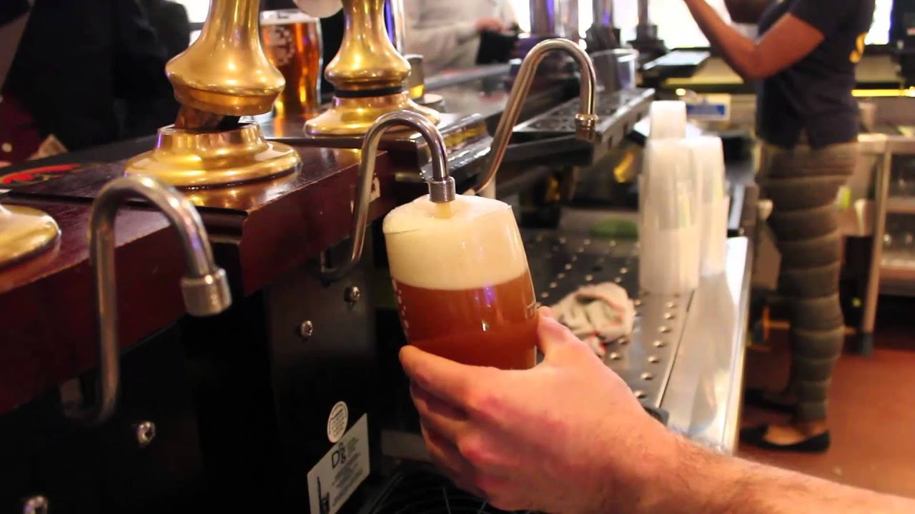 4. How to make Pub drinks - YouTube