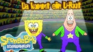 SpongeBob -- Da kommt ein U-Boot (Songs aus dem blauen Album)