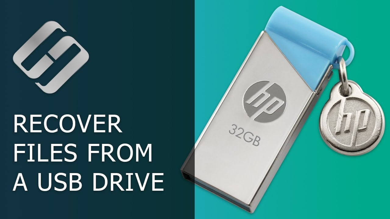 how to recover files from usb drive