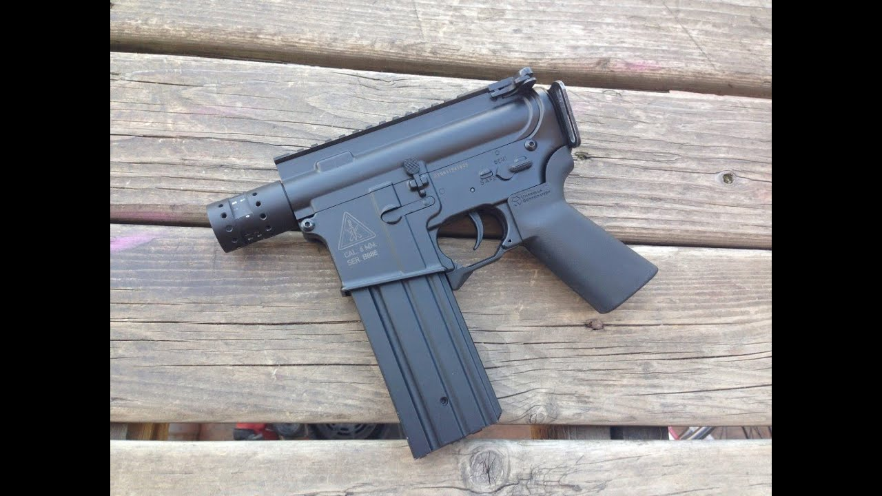 ICS M4 #Pistol w/ Metal Body | Shop with Fox Airsoft Find F… | Flickr